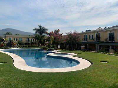 Casa con Alberca, Las Garzas, E.Zapata, Morelos