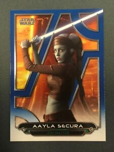 Star Wars Galactic Files Reborn Blue Parallel Base Card TPM-8 C-3PO