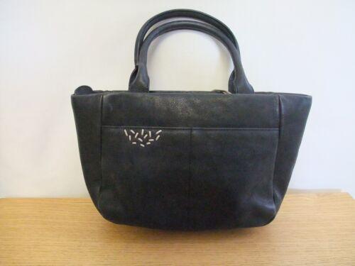 Sac Radley nera cuir 12x7x3 dᄄᆭcoratif noir de vᄄᄎtements Radley Ensemble femme 5 en 12x7x3 pour surpiquᄄᆭ 5 main pelle ᄄᄂ Cuciture dᄄᆭcoratif en VGSUMzjLqp