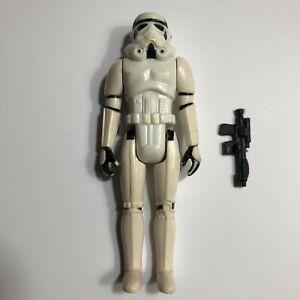 Vintage Star Wars Stormtrooper Complete 1977 Hong Kong Mandalorian NO REPRO