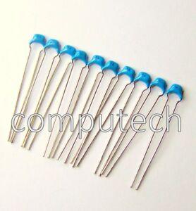 10 pezzi Condensatore Poliestere 470nF 63V 5/% WIMA MKS2 Series Capacitors PET