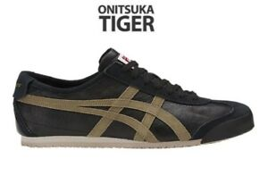 reputable site 2b57f a7d75 Details about Asics Onitsuka Tiger Mexico 66 Coffee Grey Fashion  Sneakers,Shoes D2J4L-9086
