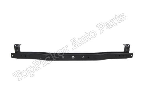 FOR Toyota 1993-1998 T100 Rear Step Bumper Face Bar Chrome Hitch Bar