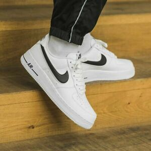 Nike Air force 1 '07 3 Blanc noir AO2423 101