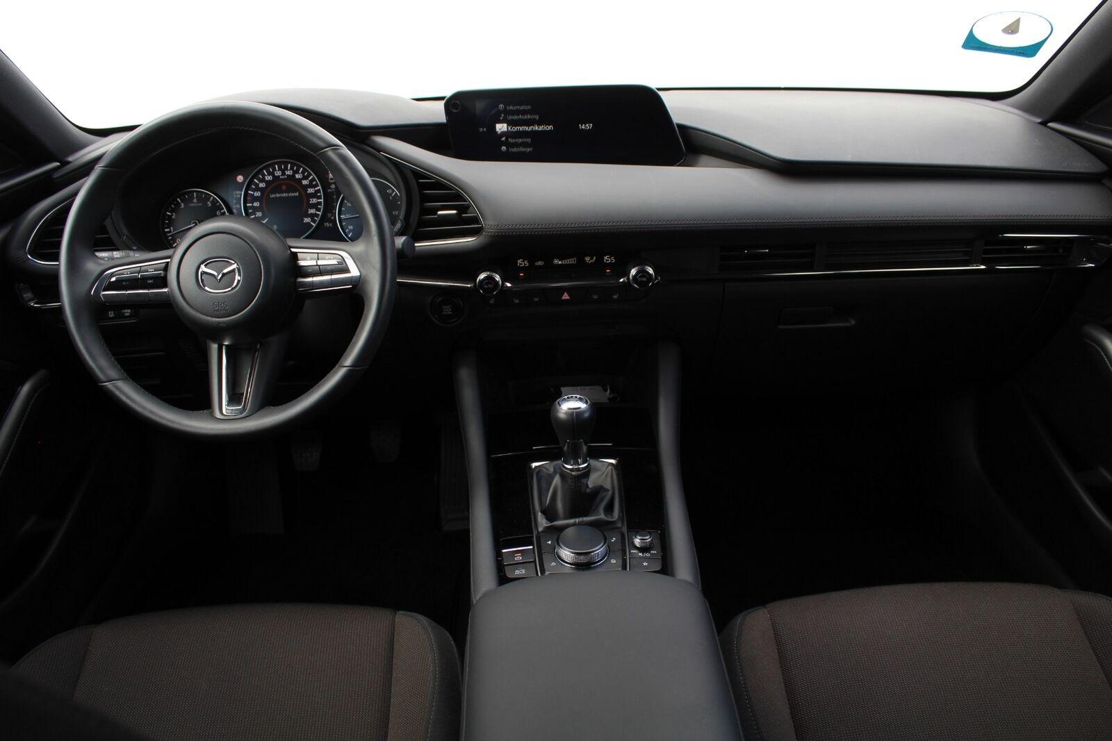 Mazda 3 2,0 SkyActiv-G 122 Sky - billede 7