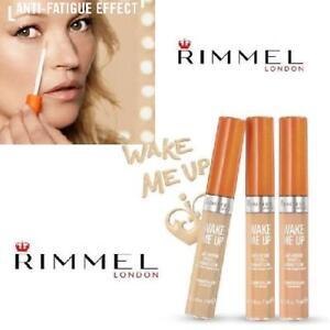 RIMMEL Wake Me Up Corrector Efecto Radiante iluminador Maquillaje Anti Ojeras