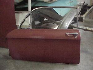 1960-1961-1962-1963-1964-Chevy-Corvair-LEFT-Drivers-Side-Door-COMPLETE