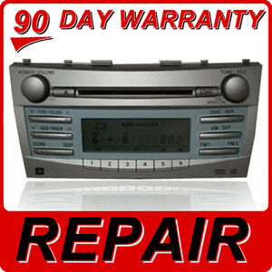 Image Is Loading Repair Service Only Toyota Camry Radio Cd Player