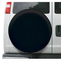 """Classic Accessories Universal Fit Spare Tire large Cover in Black, 30"""" to 33"""""""