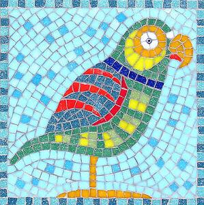 mosaic kits 25cm x 25cm designed by martin cheek choice of 6
