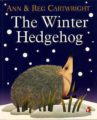 1 of 1 - Childrens Picture Book The Winter Hedgehog by Ann Cartwright