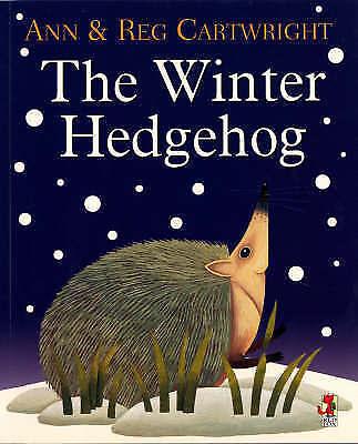 The Winter Hedgehog-ExLibrary