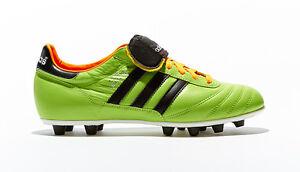 b2921f4c adidas Copa Mundial Samba Green Color Men's Made in Germany Soccer ...