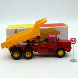 Atlas-Dinky-Super-Toys-572-Berliet-g-b-o-avec-Benne-carriere-basculante-DIECAST