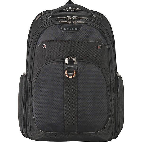 "Everki Atlas Checkpoint Friendly Laptop Backpack - 17.3"" #EKP121"