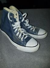dcaa71c329880f item 3 CHUCK TAYLOR CONVERSE ALL-STAR High Top Shoes Men s Size 6.5 Blue  (F2) -CHUCK TAYLOR CONVERSE ALL-STAR High Top Shoes Men s Size 6.5 Blue (F2)