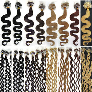20-034-MICRO-BEAD-LOOP-WAVY-100-Human-Remy-Hair-extensions-in-8-colours-50g-100s
