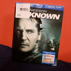 UNKNOWN Liam Neeson  Blu-ray Disc (HD Widescreen) 2011 NEW Free USA Shipping