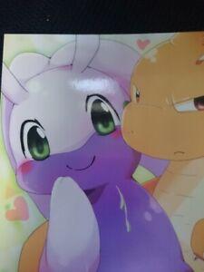Doujinshi Pokemon Dragoran X Goodra (A5 42pages) Numeryu Kemono Koshikake furry