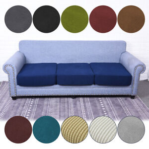 Seat Cushion Cover Couch Slipcovers