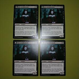 Heir-of-Falkenrath-x4-Shadows-over-Innistrad-4x-Playset-Magic-the-Gathering-MTG
