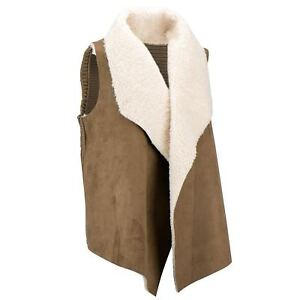 Theodore Chelsea Fur Open Vest Front Variety Draped Faux ssz Clrs Women's New Sg1AWn1