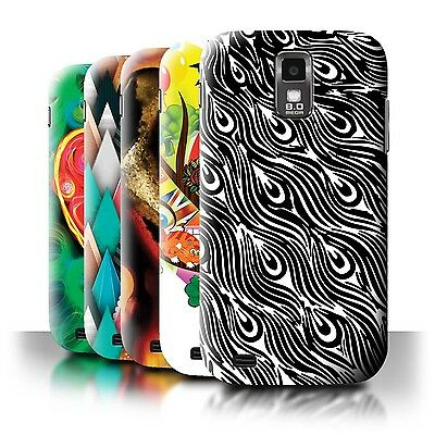Cell Phone Accessories Cases, Covers & Skins Stuff4 Hülle/case/backcover Für Samsung Galaxy S2 Hercules/t989/modern Lebendig