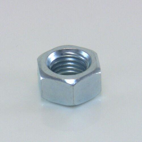 Sechskantmutter DIN 934  M3-M30 Muttern