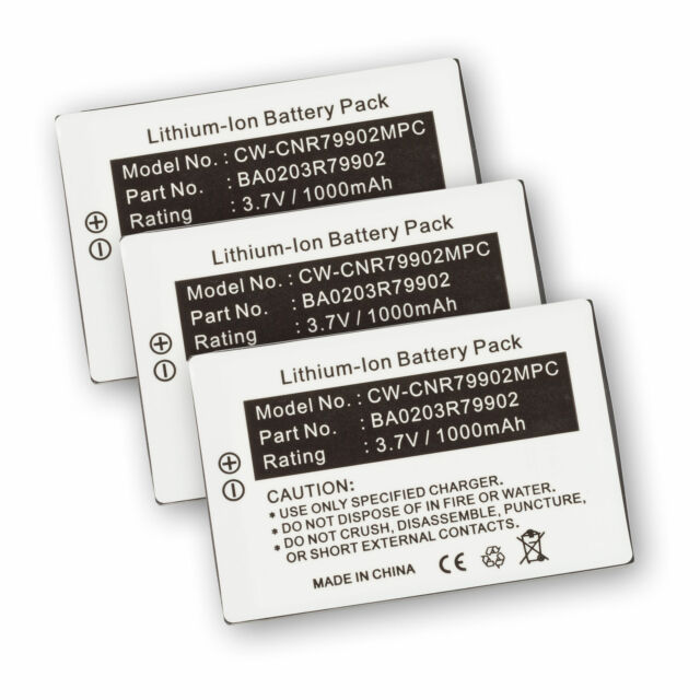 Bateria para Creative Nomad Jukebox Zen Xtra NX
