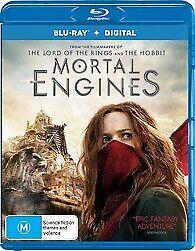 Mortal-Engines-Blu-Ray-Region-B-Australian-Brand-New-amp-Sealed