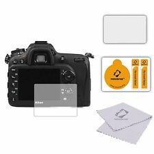 3 x Screen Protectors for Nikon D7100 - Clear Display Guard Cover Film