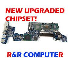 "Apple Macbook Pro A1229 17"" 820-2132-A T7700 2.4GHz Logic Board NEW CHIPSET!"
