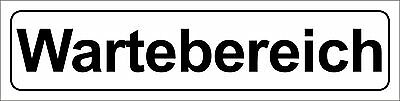 """Türschild Hinweisschild Schild oder Klebeschild /""""HERREN/"""" 5x20cm"""