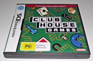 Club-House-Clubhouse-Games-Nintendo-DS-2DS-3DS-Game-Complete