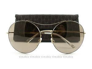 0e7e9429397 New Gucci Sunglasses GG 4252 s J5GXS Gold Brown Authentic ...