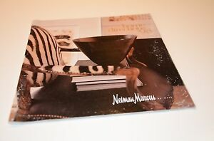 1998 Neiman Marcus Home Decor Mail Order Catalog Guerlain