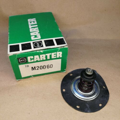 NOS CARTER BRAND FUEL PUMP DIAPHRAGM FOR JEEP WILLYS SW AND TRUCKS