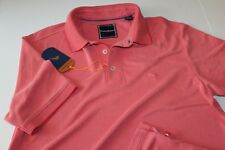 Tommy Bahama Polo Shirt Ocean View Cheri Red T212156 Medium M