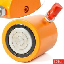 Heavy Duty 30ton Hydraulic Cylinder Jack Ram Large Lifting Capacity Stroke 60mm