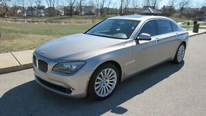2010 BMW 750 li Fully loaded mint