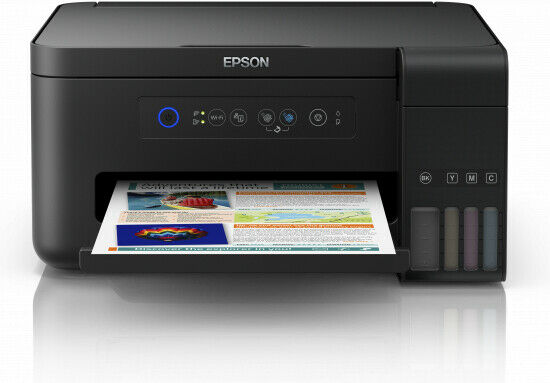 Epson Expression Et 2700 Ecotank Wireless All In One Printer With Scanner And Copier For Sale Online Ebay