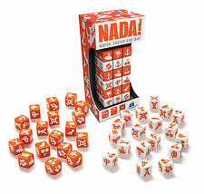Nada! Dice Game Match, Snatch & Win Blue Orange Games (The Makers of Spot It!)
