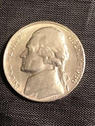 1966 P Jefferson Nickel 15/% off 5+
