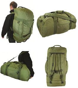 Army-Combat-Military-Shoulder-Travel-Holdall-Kit-Equipment-Bag-Rucksack-Duffle