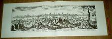 Istanbul Konstantinopel alte Ansicht Merian Druck Stich 1650 (schw)