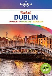 Lonely-Planet-Pocket-Dublin-Travel-Guide-by-Davenport-Fionn-Book-The-Cheap