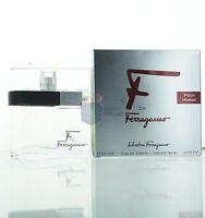 F By Ferragamo Pour Homme Unsealed Eau De Toilette 3.4 Oz