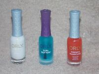 Orly French Manicure Choose Your Color Nail Polish .3 Oz/9ml