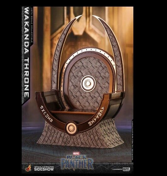 1 6 Wakanda trono Accesorios Avengers  Infinity War Hot Juguetes 903723