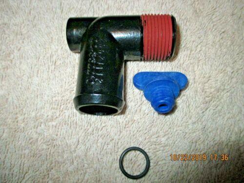 Quicksilver 862210A01 MerCruiser Elbow Kit 22-862210A01 Mercury